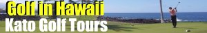 Kato GOlf TOurs