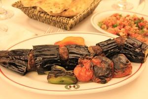 kebab dish
